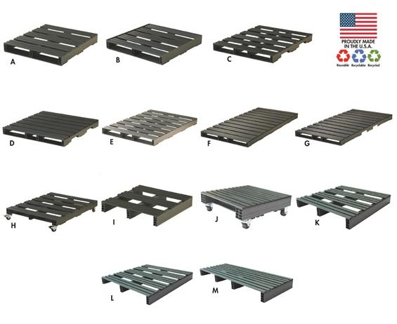 Pallets & Equipment