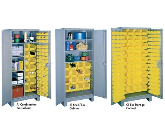 All Welded Storage Cabinets Gemba