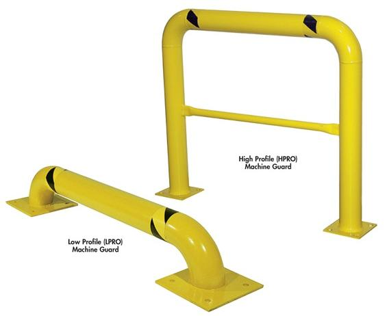Machinery And Rack Guards Gemba Industrial